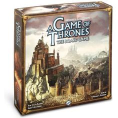 ThinkGeek :: A Game of Thrones Board Game: 2nd Edition-I seriously doubt I'd really want to get through the learning curve of this game, but it does look awesome.