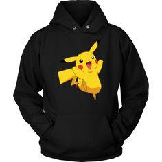 hoodie picachu - ClothesPokemon.com - 1