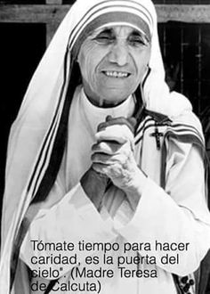 Motivational Quotes For Life, Inspirational Quotes, Salt And Light, Santa Teresa, One Wish, Catholic Prayers, Mother Teresa, Life Motivation, Aldo