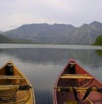 Yukon Canoe Trip