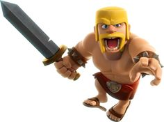 barbarian clash of clans - Google Search