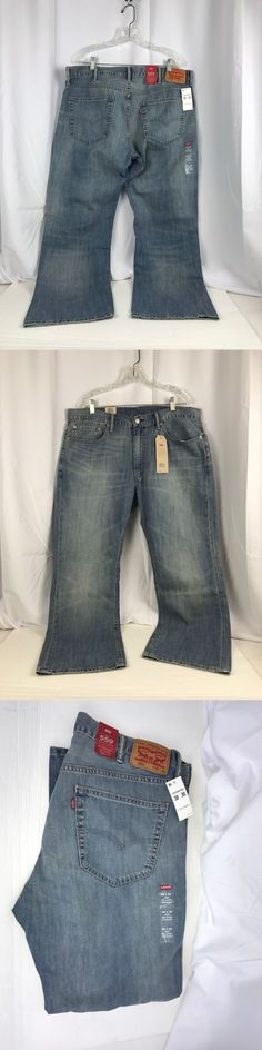 Jeans 11483: Levi S 559 Relaxed Straight Jeans 005590363 - Size 38 X 30 - New -> BUY IT NOW ONLY: $34.99 on eBay!