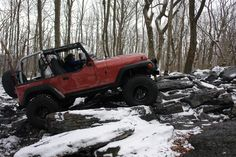 Why Jeeps Are the Ultimate Ski Vehicle: Crawling Superiority