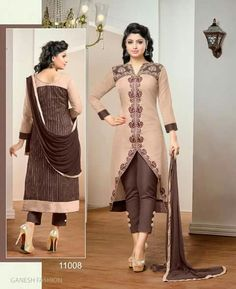 Pakistani Dress Design, Pakistani Dresses, Indian Dresses, Indian Outfits, Kurti Designs Party Wear, Kurta Designs, Abaya Fashion, Fashion Dresses, Stylish Dresses