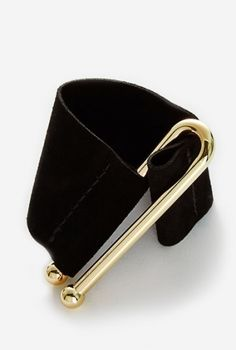 [Monday Edition] U Pin Suede Bracelet Suede Bracelet, Bangle Bracelets, Bangles, Craft Bags, Metal Buckles, Leather Jewelry, Modern Jewelry, Statement Jewelry, Costume Jewelry