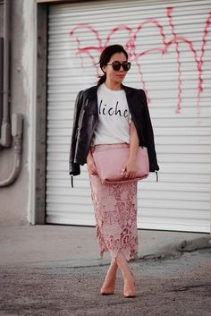 13 Blogger Outfits to Inspire You This Weekend via @WhoWhatWear