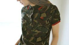 【楽天市場】ブランド別> 【F】> FRED PERRY(フレッドペリー)> カモフラージュ ポロシャツ:Crouka(クローカ)