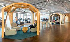 Cisco Meraki offices by O+A, San Francisco   California