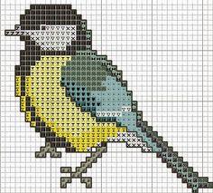 Brilliant Cross Stitch Embroidery Tips Ideas. Mesmerizing Cross Stitch Embroidery Tips Ideas. Cross Stitch Bird, Beaded Cross Stitch, Cross Stitch Animals, Cross Stitch Charts, Cross Stitch Designs, Cross Stitching, Cross Stitch Embroidery, Embroidery Patterns, Cross Stitch Patterns