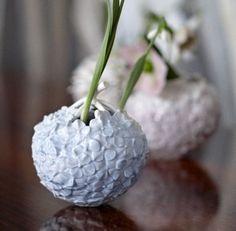Váza Hortenzie 10 cm