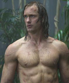 Alexander Skarsgard The Legend Of Tarzan
