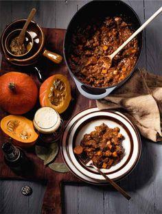 Herfst stoofpot met bokbier - Thomas Culinair