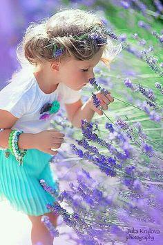 Smells like lavender