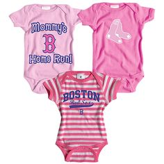 Baby Boston Red Sox fan!  http://shop.mlb.com/product/index.jsp?productId=12660598=11653397.1151927