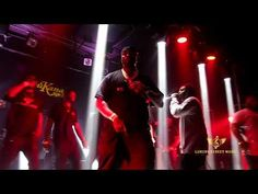 Young South Opened up For Derez Deshon HarderaWay Club Bukanas