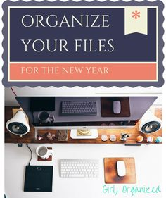 Organize Your Files