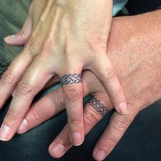 30+ Romantic Wedding Ring finger  Tattoo designs and ideas