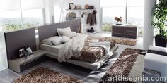 Decoracion super fashion modernos dormitorios - Decoracion de dormitorios matrimoniales pequenos ...