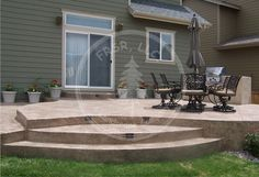 stamped concrete patio designs | stamped concrete options stamped concrete details overlays patterns ...