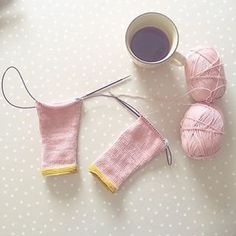 Pick up knitting. | 17 Hobbies You Can Pick Up For Free Online