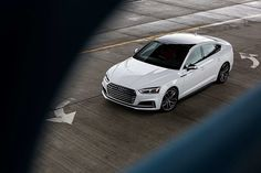 Don't Call it a Hatchback - 2018 Audi A5/S5 Sportback  http://www.superstreetonline.com/features/1707-dont-call-it-a-hatchback-2018-audi-a5s5-sportback/