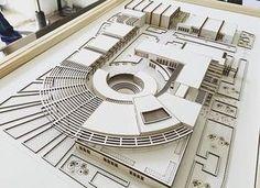 curtidas, 20 comentários - Art & Architecture ( no Insta. Concept Architecture, Architecture Drawings, Futuristic Architecture, Landscape Architecture, Interior Architecture, Architecture Definition, Architecture Tools, Computer Architecture, Architecture Visualization