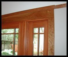 mission style trim and moldings | of our arts crafts inspired trim arts crafts door casings & mission style trim and moldings | Trim Kit Styles | Trim | Pinterest ...