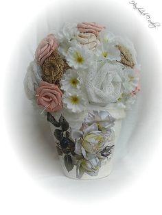 HandmadeFamily / Kvetinovà dekoràcia