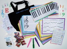Great website with tons of ideas...  I love using Music Mind Games!!