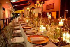 Boda, eventos, diseño y decoración mesas www.adrianasatizabal.com Table Settings, Wedding, Place Settings, Tablescapes
