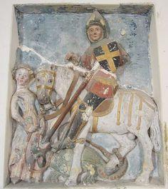 Výsledek obrázku pro saint georges terrassant le dragon