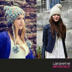 Se acerca la temporada de invierno y te invitamos conocer la tendencia en gorros de lana.#Fahsion #Moda #fashionista #outfit #hair #winter