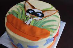 SkippyJon Jones Cake - SkippyJon Jones Cake