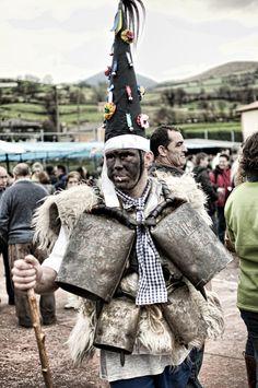 La Vijanera #Silio #Cantabria #Spain #Travel #Festivals