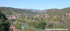 Puente sobre el Rio Cabriel