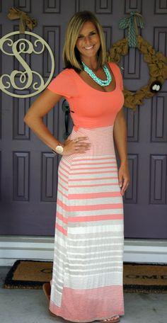 Gilli - Shayne Maxi Dress @stitchfix cute maxi dress...love the back too.