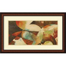 'Jam Session' by Amber King Framed Painting Print