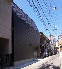 coo planning: house in asahiku, osaka - designboom   architecture & design magazine