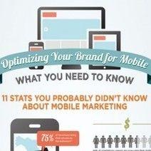 #Mobile #Marketing Optimization [Infographic]