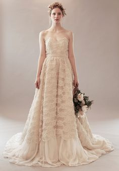 beaucute.com new-vintage-wedding-dresses-18 #maternitydresses