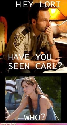 HA HA My Thoughts Exactly! A Short Summary of Season 2~The Walking Dead