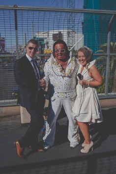 Las Vegas Party Wedding: