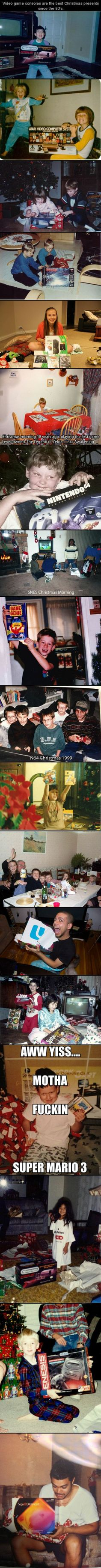 Video Game Consoles for Christmas...