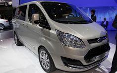 2012 Geneva Auto Show: Ford Tourneo Custom Concept produced in Turkey