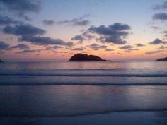 Sunrise in Redang Island, March 2014