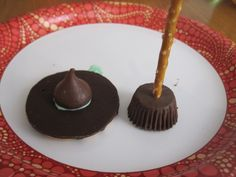 Witch crafts and activities for kids inspired by Room on the Broom by Julia Donaldson