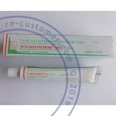 Generic Fusiderm B $9.99 per tube. Active ingredient: Betamethasone + Fusidic Acid Category: Anti-inflammatories, Antibiotics, Skin Care Fusiderm B cream is indicated for the treatment of eczematous dermatoses including atopic eczema, infantile eczema, stasis eczema, contact eczema and seborrhoeic eczema when secondary bacterial infection is confirmed or suspected. Brand(s): Fusiderm B Manufacturer: Indi Pharma Disease(s): Eczema