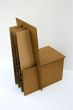 Exellent Cardboard Chair Designs Another Easy And Practical Design R Ideas