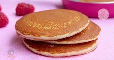 Pancake senza burro velocissimi la ricetta perfetta che non potete non avere, quella che farete sempre in 5 minuti e non puo non piacere. Mini Pancakes, 21 Day Fix, Croissant, Crepes, Pizza, Menu, Cooking, Breakfast, Desserts