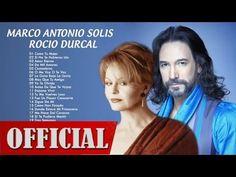 Marco Antonio Solis y Rocio Durcal sus mejores exitos 2016 Mix Enganchados